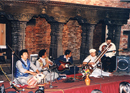 Shukrabars' at the Patan Museum Cafe Courtyard