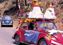 The 3rd Great Himalayan Volkswagen Beetle Rally 2003