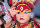 Kumari: A Tradition of Power, Pageantry and Beauty