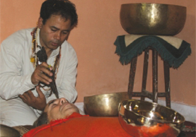 Positive Vibrations: Soulful Search for the Singing Bowl