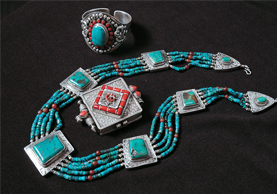 Tibetan Ornaments: Mystical Jewelry of Tibet
