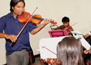 Sound of Strings: Bring on the Violinists