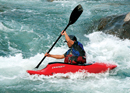 Paddling Fast and Furious: Whitewater Kayaking