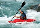 Paddling Fast and Furious: Whitewater Kayaking