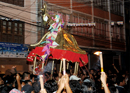 Lugging Bhimsen About Town: Bhimsen Jatra in Patan