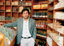 Samir Newa and His Garden of Organic Delights