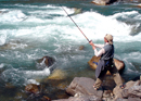Romancing the Mahseer: Angling in Himalayan Rivers