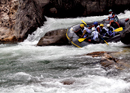 Run of the Rapids: White Water Rafting