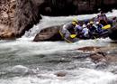 Run of the Rapids: White Water Rafting