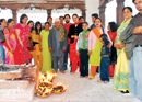Lakh Batti: A Ceremony of 100,000 Lights