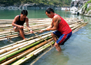 The Intrepid Rafters of Koshi