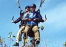 Up to Dizzying Heights: Paragliding - a great new flight to soar amongst the highlands
