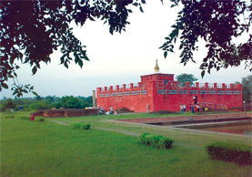 Lumbini: The Land Dear to Buddhas