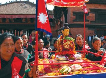 Nhu Danya Bhintuna : The Way the Newars Celebrate Their New Year