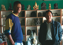 Dharma Raj Shakya and Uttam Shakya: Building Giants