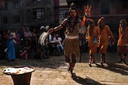 The joyous spirit of Mataya