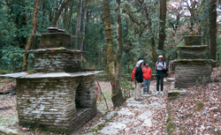 On the Annapurna Dhaulagiri Community Trail