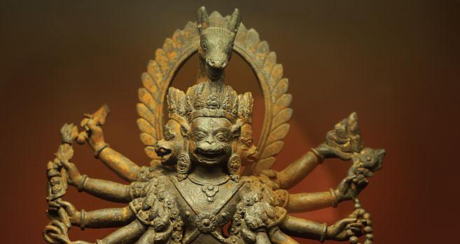 The Lost God of Kathmandu