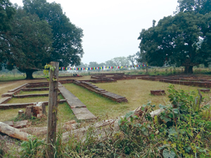In search of Ancient Kapilavastu