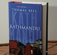 Thomas Bell's: maiden book on Kathmandu