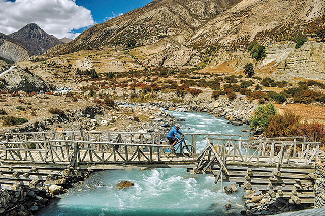 Annapurna Circuit Biking -12 days