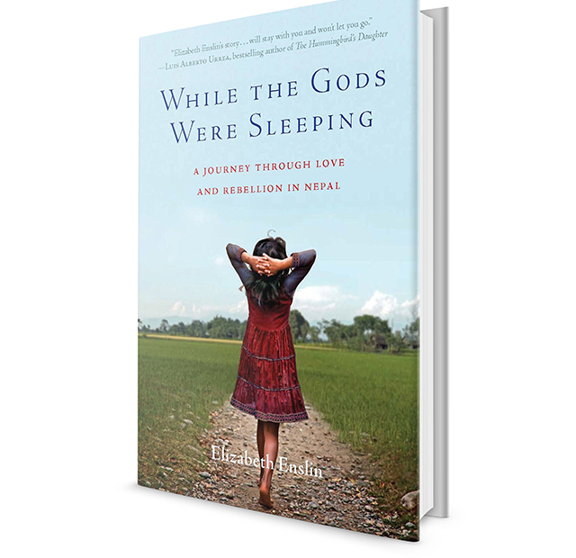 On Writing an Ethnographic Memoir: 'While the Gods were Sleeping' by Elizabeth Enslin