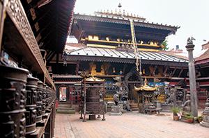 Rudravarna Mahavihar a Precious Heritage