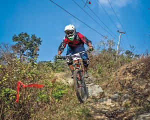 Showdown Dharan 2015: Mountain biking comes to the East!