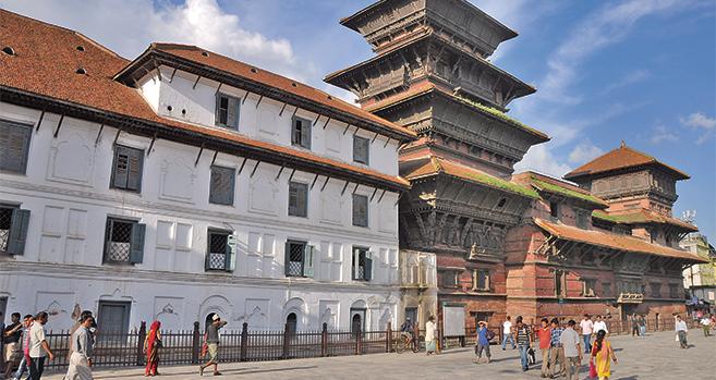 Basantapur Darbar A Personal Eulogy
