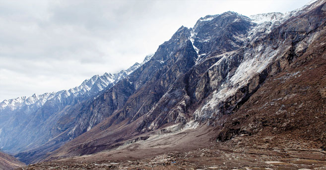 A Tale from Langtang Valley  A Magic Place