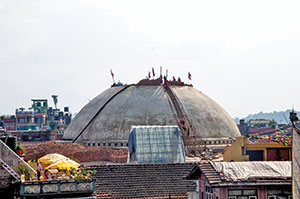 The Ancient Cemetery of Bouddhanath, a Place for All