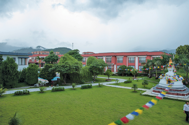 The Thriving Resort Town of Pokhara