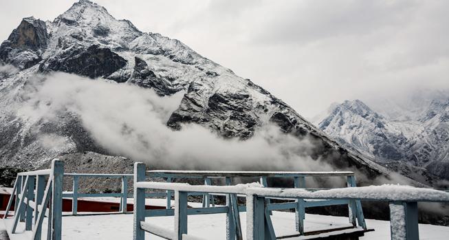 The Himalayan Inspiration