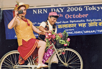 Back to the future:Reminiscences about Nepal Television in the 90s