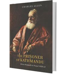 The Prisoner  of Kathmandu: By Charles Allen