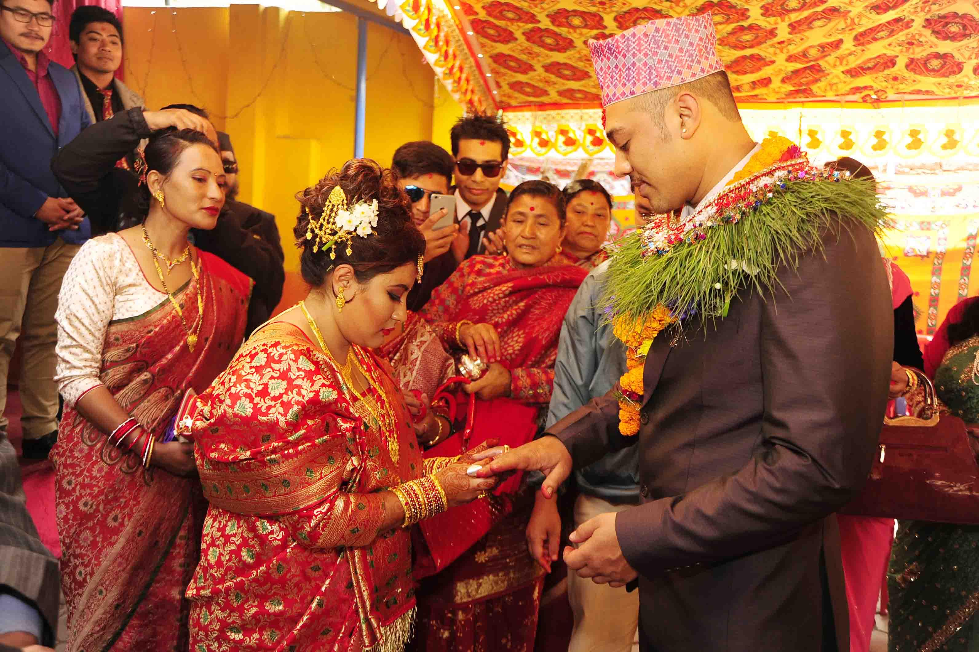 An Elaborate Ritual called Marriage