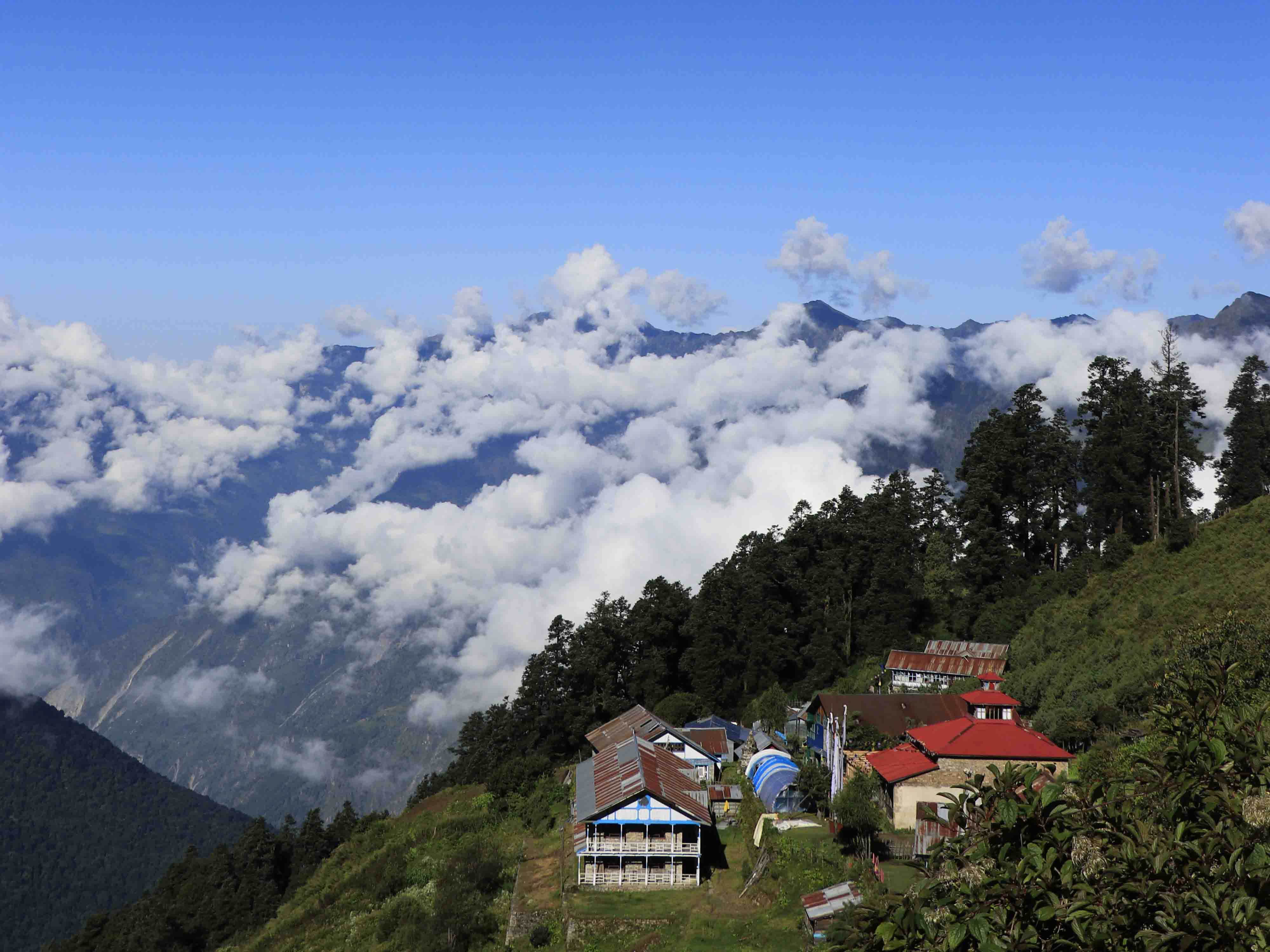 Trekking in Langtang: To Conquer the Unconquered
