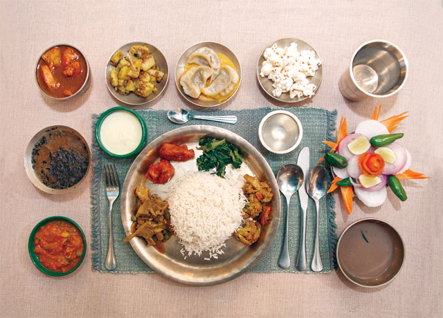 Bhojan Griha - A Complete  Nepal Experience