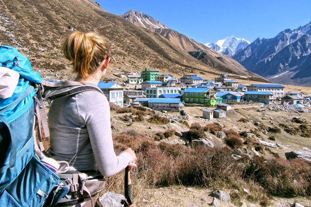 Experiencing Langtang After The Earthquake