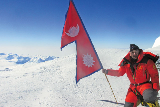 Nepal's Ultra-Runner & Ultra-Mountaineer Extraordinaire
