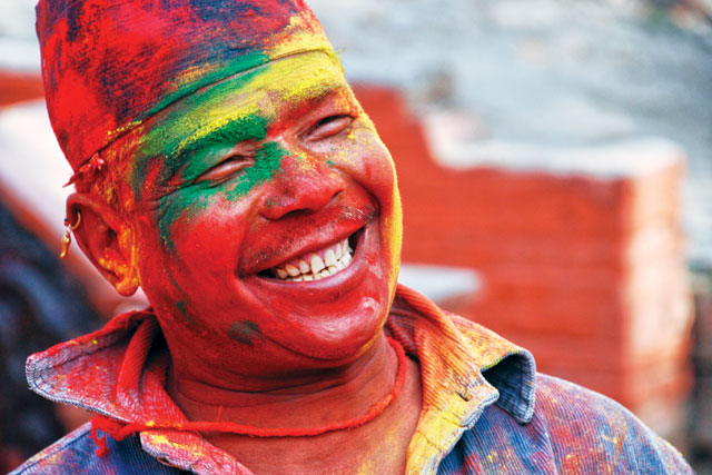 Colorful Revelry