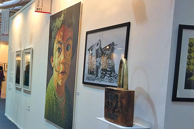 Parallel Passages of Nepali Art