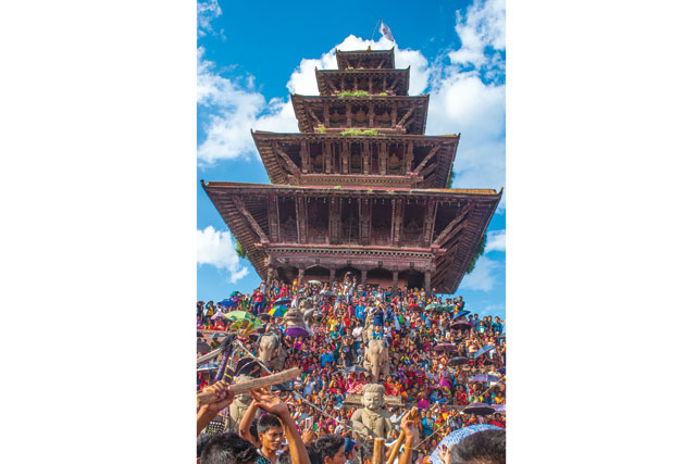 Historical Development of Temple Architecture in Nepal