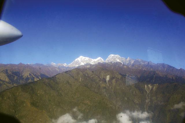 Flying the Nepali Skies