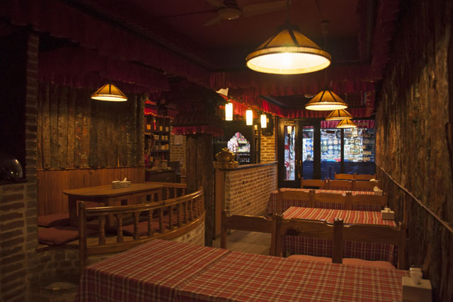 Hidden Places to Eat  in Thamel