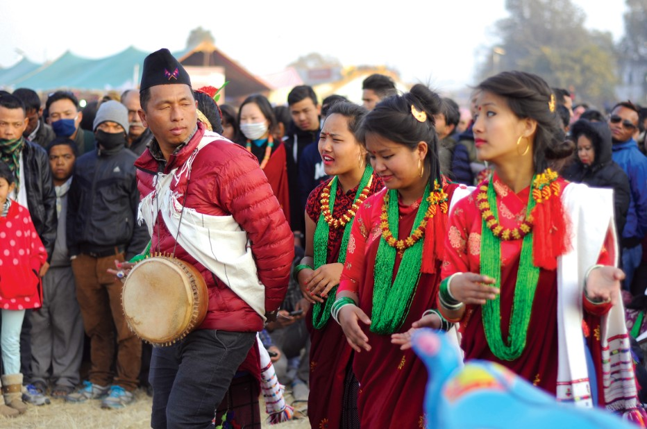 Tamu Lhosar, New Year of the Gurungs