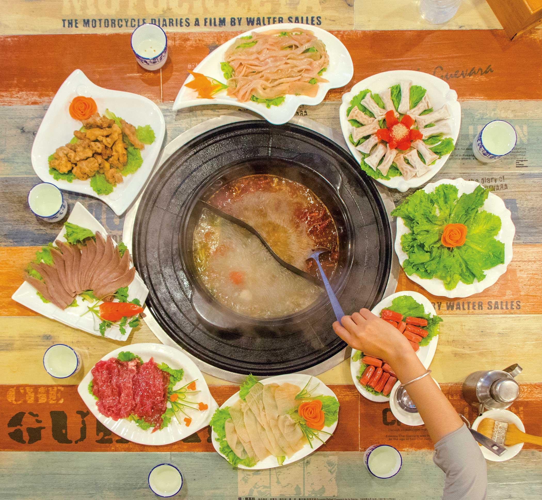 Sichuan Hotpot Culture in Nepal
