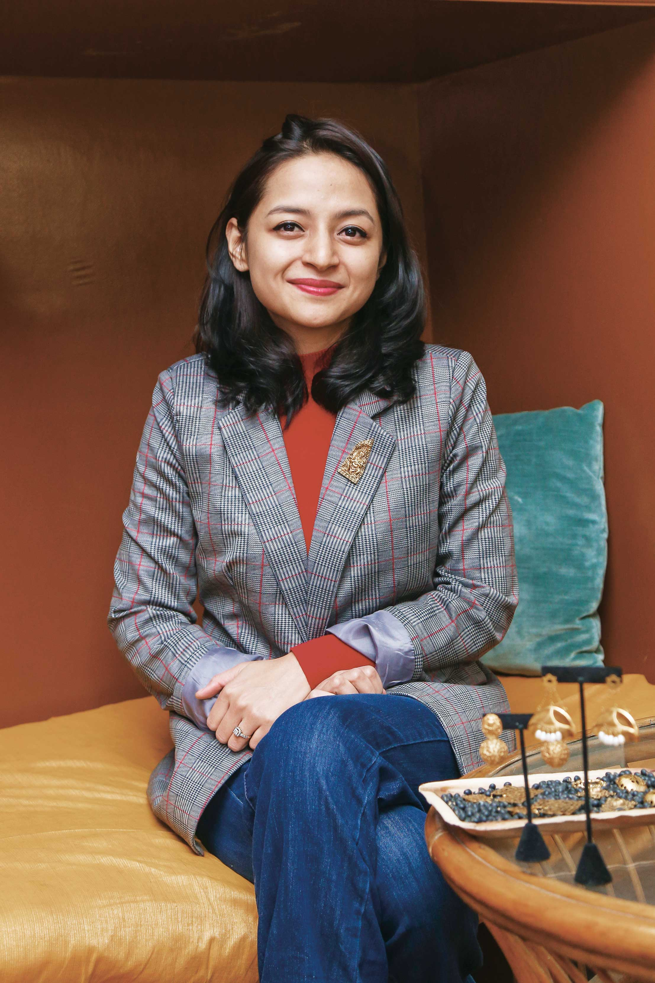Design Inspiration: Aayusha Shrestha