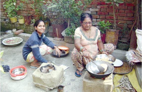 Chhat Festival Food in Janakpur