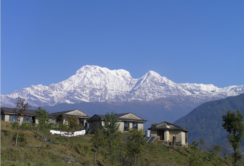 Two of Pokhara Area's Best-kept Secrets